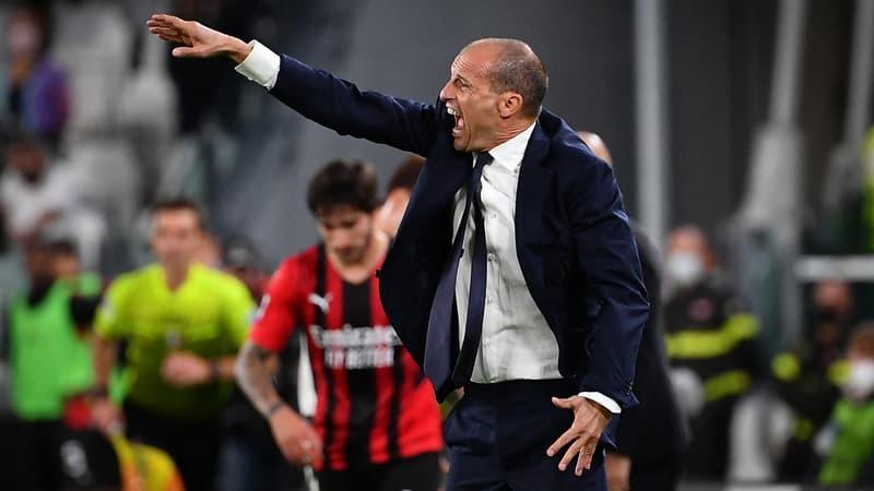 Serie A: le pire départ de la Juventus depuis 60 ans agace Allegri
