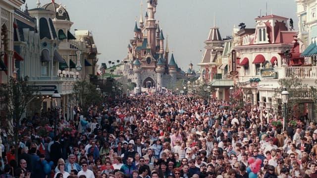 La recapitalisation d'Euro Disney est conduite par sa maison mère américaine.