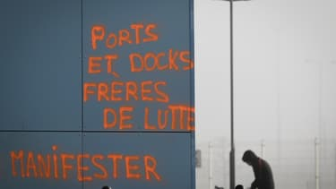 Le blocage sur les terminaux à l'import de 100.000 conteneurs en décembre et janvier, a entraîné des frais supplémentaires que le porte du Havre et les entreprises doivent désormais se partager.