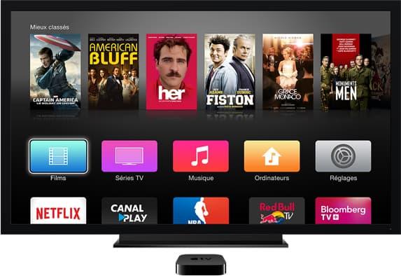 L'Apple TV va-t-telle devenir une console de jeux? Possible...