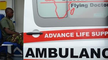 Une ambulance à Nairobi (illustration)