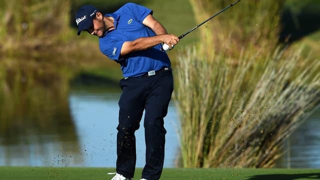 Le golfeur français Alexander Levy