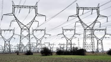 Consommation et exportation d'électricité ont augmenté en 2015 en France. (image d'illustration)