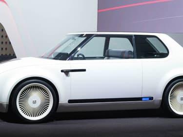 Honda va produire sa petite voiture électrique dédiée à la ville, l'Urban EV Concept.