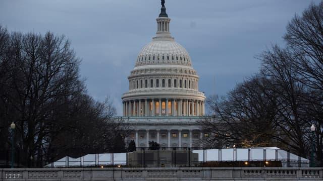 Le Capitole à Washington - Photo d'illustration