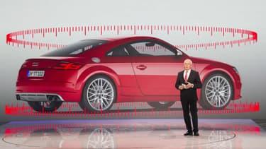 Ulrich Hackenberg, ingénieur star d'Audi et ancien patron de la R&D de Volkswagen, a pris sa retraite fin décembre.