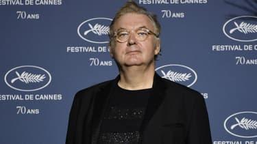 Dominique Besnehard au Festival de Cannes en 2016