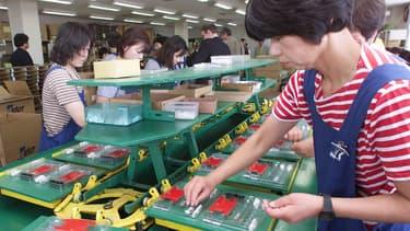 Dans cette usine japonaise, les femmes sont beaucoup moins bien payées que les hommes.