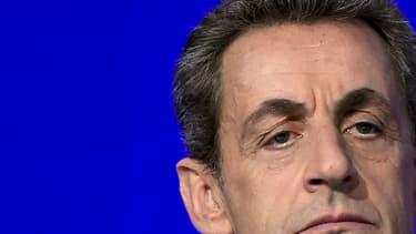 Nicolas Sarkozy, le 13 février 2016.