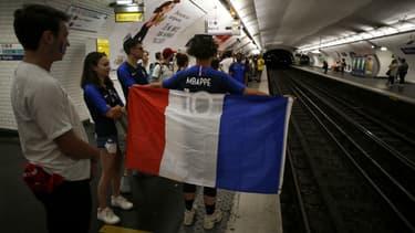 Plusieurs stations de métro ne sont pas desservies ce lundi.