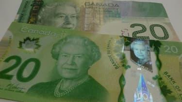 Les nouveaux billets canadiens en polymère ont été mis en circulation en 2011. Depuis, le pays s'interroge sur leur odeur.