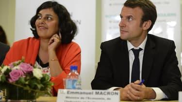 Les textes défendus par Myriam El-Khomri et Emmanuel Macron pourraient finalement ne faire qu'un.