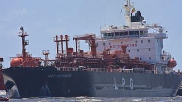 GTT est spécialisé dans l'ingénierie du transport de gaz par méthanier et du stockage.