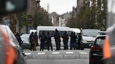 Hamza Attou et Mohammed Amri ont été arrêté lundi à Molenbeek en Belgique.