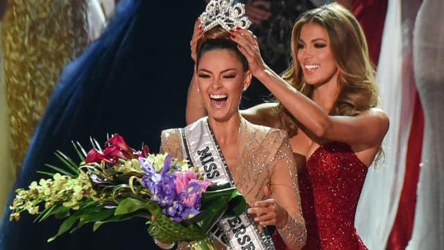 Demi-Leigh Nel-Peters a été sacrée Miss Univers le 26 novembre à Las Vegas