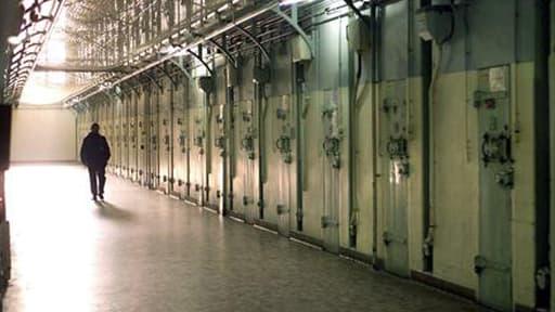 Nouveau record de détenus dans les prisons françaises