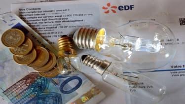 Le rattrapage des prix de l'électricité sera appliqué à plus de 28 millions de clients soumis aux tarifs réglementés. (image d'illustration)