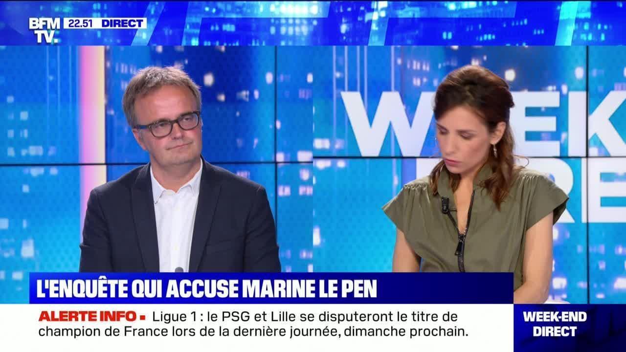 L'enquête qui accuse Marine le Pen - 16/05