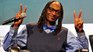 Le rappeur Snoop Dogg à San Francisco en septembre 2015.