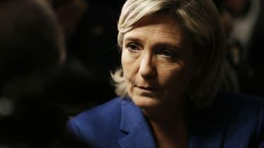 """Marine Le Pen lance un """"signal"""" à Henri Guaino et Nicolas Dupont-Aignan pour qu'ils la rejoignent. (Photo d'illustration)"""