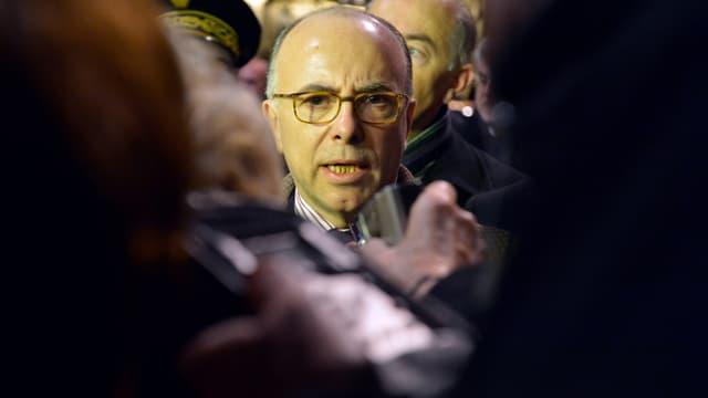 Bernard Cazeneuve, le 22 décembre dernier, à Nantes.