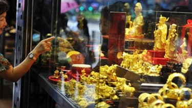 La consommation de bijoux en or devrait passer de 669 tonnes en 2013 à 780 tonnes en 2017.