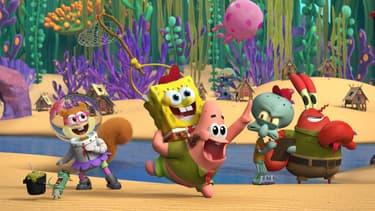 """""""Kamp Koral: SpongeBob's Under Years"""", la série animée dérivée de """"Bob l'éponge"""""""