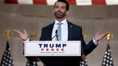 Donald Trump Jr, le 24 août 2020 à Washington