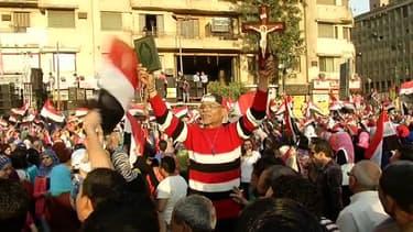 Les Egyptiens ont fêté toute la journée de jeudi le renversement de Mohamed Morsi.
