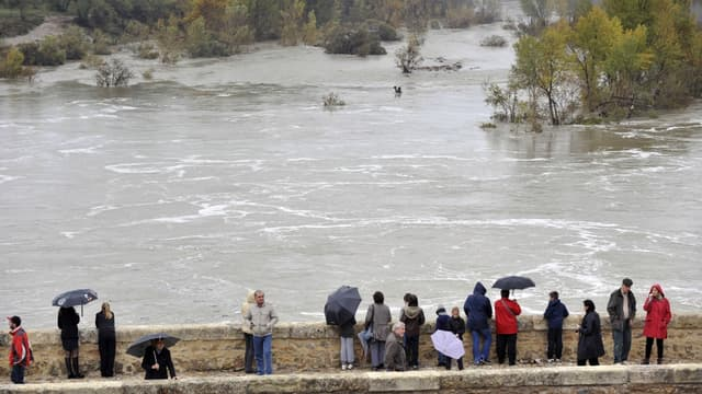 Environ 70.000 déclarations de sinistres ont été enregistrées après les épisodes de pluies et d'orages du mois de septembre.