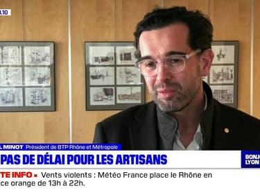 ZFE à Lyon: pas de délai accordé aux artisans pour changer de véhicule