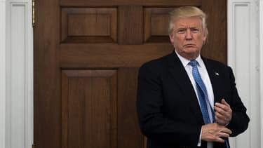 Donald Trump, le 20 novembre.