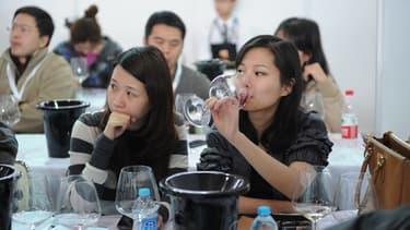 Au XXe siècle, la consommation de vin en Chine était réservé à une élite