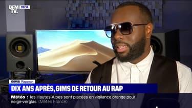 """Gims retourne au rap dans son nouvel album """"Le Fléau"""" qui sort ce vendredi"""