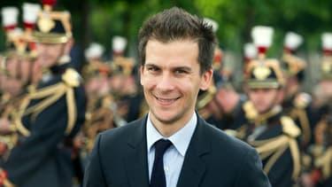 Gaspard Gantzer, ancien conseiller de François Hollande.