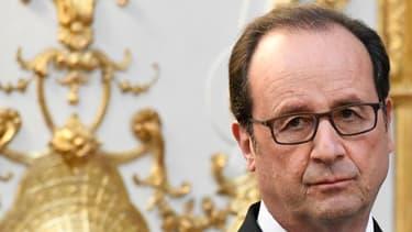 François Hollande, le 17 novembre 2016.