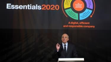 En France, Orange revendique 5,6 millions de clients mobiles en 4G et 720.000 abonnés à la fibre optique