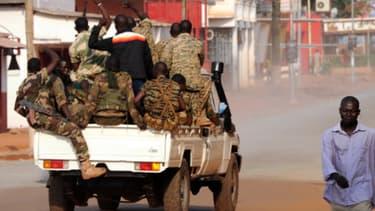 De nouvelles violences ont éclaté ce dimanche à Bangui en Centrafrique, alors que Jean-Yves le Drian, sur place, doit annoncer la fin de l'opération Sangaris. (Photo d'illustration)