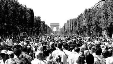 Un total de 66,6 millions d'habitants vivaient en France métropolitaine et dans les départements d'outre-mer au 1er janvier 2016, une croissance annuelle de 247.000 personnes (+0,4%), avec une forte hausse des décès et une faible baisse des naissances, a annoncé mardi l'Insee - Mardi 19 janvier 2016