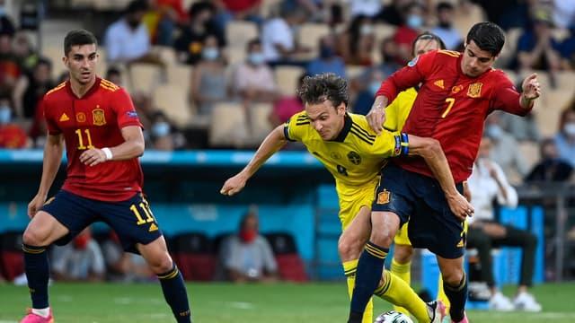 Espagne-Suède