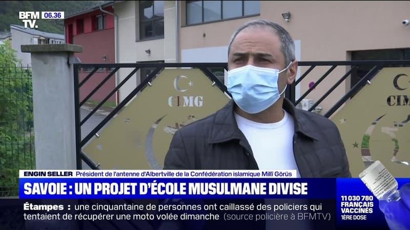 Projet d'école musulmane à Albertville: Gérald Darmanin dépose un amendement au projet de loi
