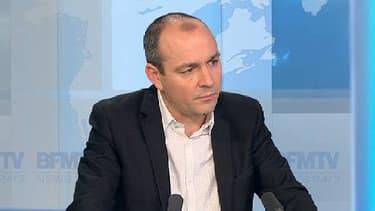 Laurent Berger était l'invité de BFMTV, ce lundi 27 janvier.