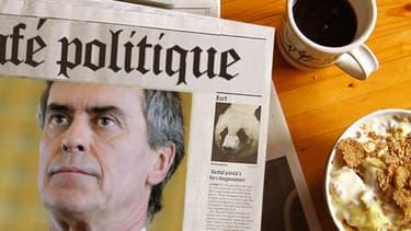 """""""Je crois qu'il faut faire les choses sérieusement, sans se prendre au sérieux"""", a déclaré Jérôme Cahuzac."""