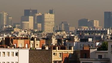 Le seuil d'alerte de pollution aux particules fines devrait être dépassé vendredi.