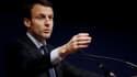Emmanuel Macron n'a que peu goûté les modifications sur la loi Travail