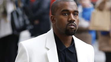 Kanye West en février 2015