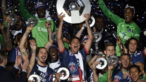 Le PSG prend la tête du classement des montants reçus au titre des droits TV.