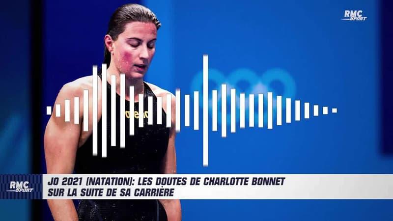 JO 2021 (Natation): Les doutes de Charlotte Bonnet sur la suite de sa carrière