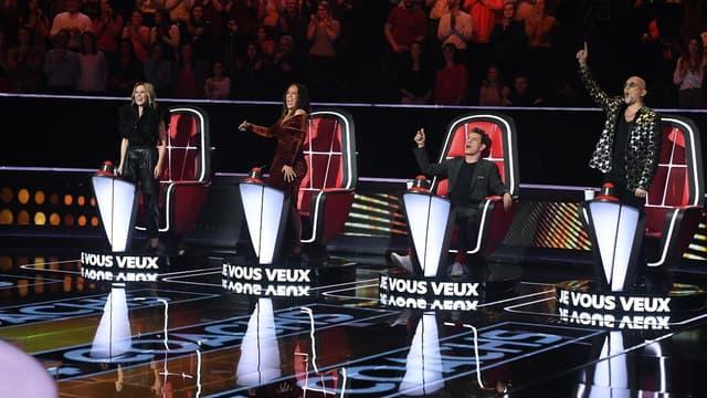 Le nouveau jury de The Voice