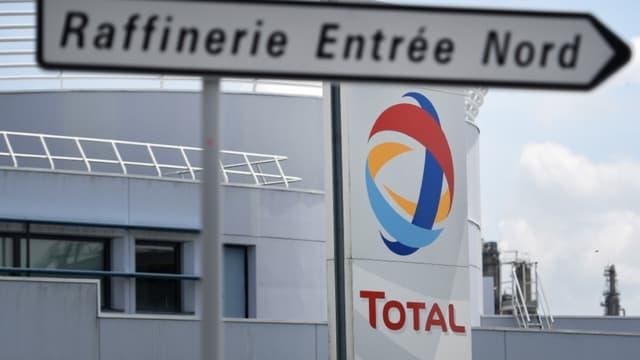 La raffinerie de Feyzin est bloquée ce vendredi par des grévistes.